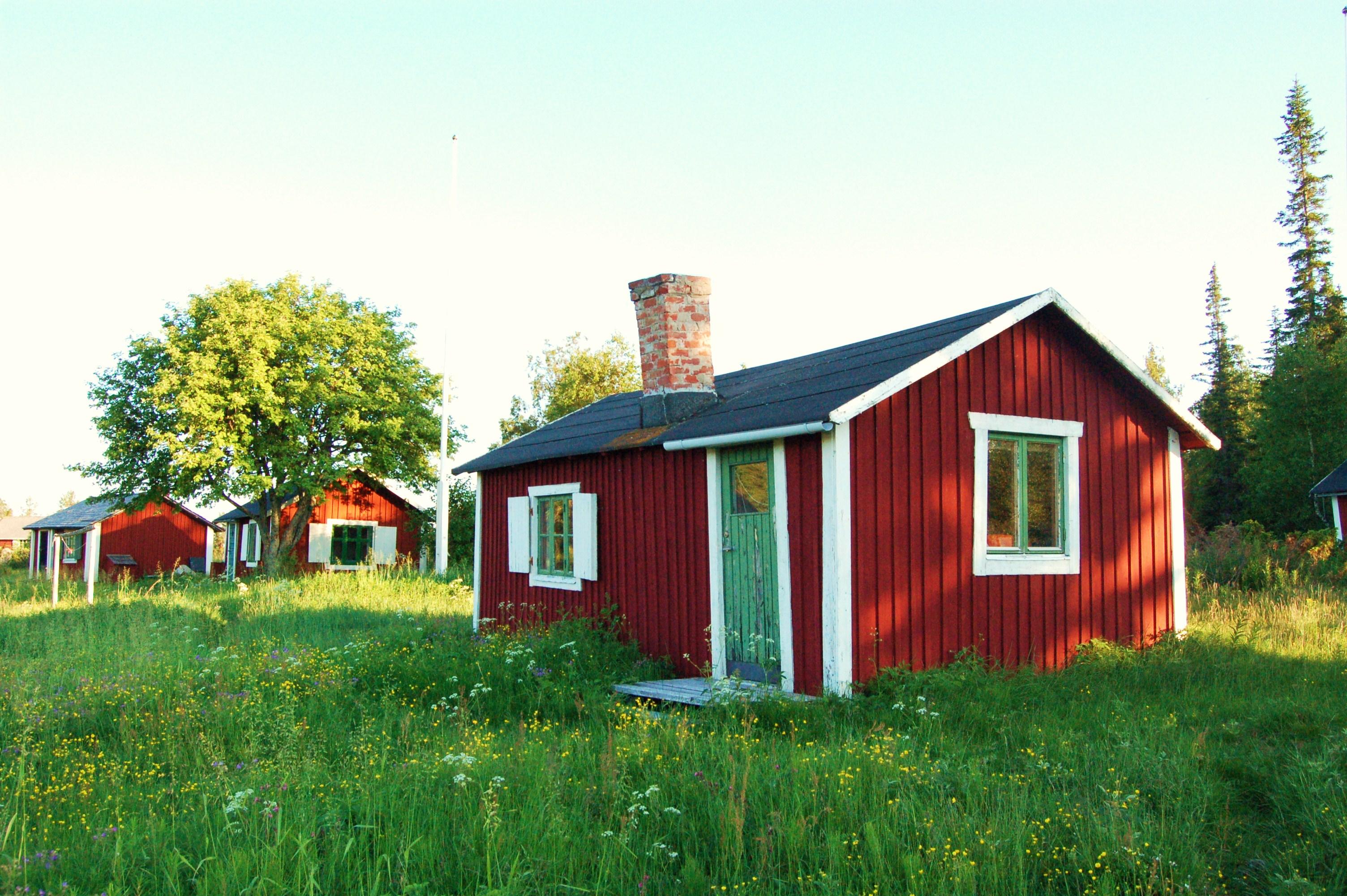 Somaridyll, Småskär, Luleå skärgård